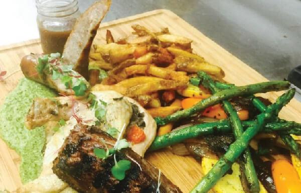 Un Voyage Culinaire au Cœur de La Méditerranée